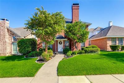 Carrollton Single Family Home Active Option Contract: 1523 Ranchview Lane