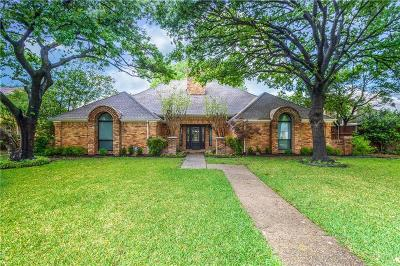 Dallas Single Family Home For Sale: 4207 Brooktree Lane