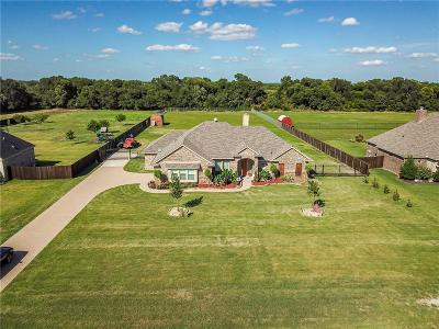 Waxahachie Single Family Home For Sale: 3343 Fm 877
