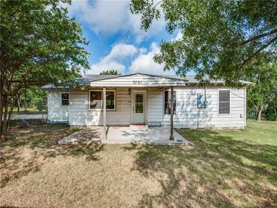 Princeton Single Family Home For Sale: 5797 Fm 1377