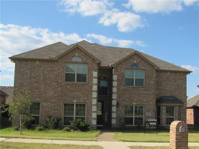 Desoto Single Family Home For Sale: 1801 Lakeview Drive