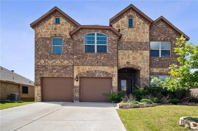 Forney Single Family Home For Sale: 505 Clemson Lane