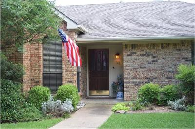 Coppell Single Family Home For Sale: 741 Sparrow Lane