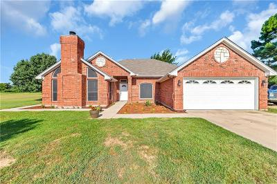 Azle Single Family Home For Sale: 3017 English Creek Drive