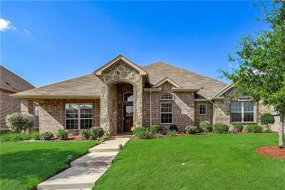 Dallas County, Denton County, Collin County, Cooke County, Grayson County, Jack County, Johnson County, Palo Pinto County, Parker County, Tarrant County, Wise County Single Family Home For Sale: 115 Warbler Drive