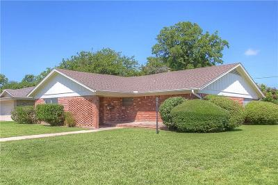 Fort Worth Single Family Home For Sale: 5800 Trail Lake Drive