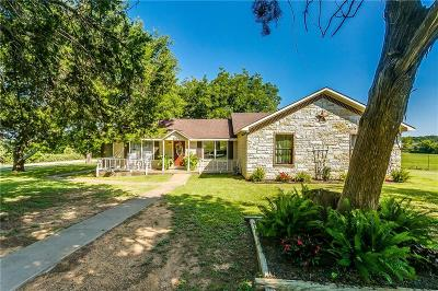 Cleburne Single Family Home For Sale: 2625 County Road 314
