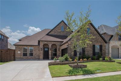 Allen Single Family Home For Sale: 2039 Barley Place Drive
