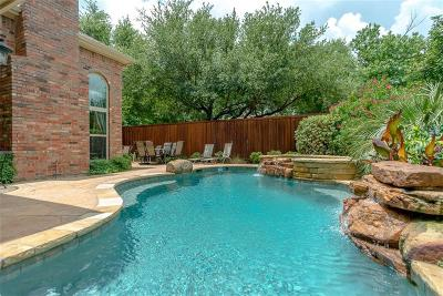 Flower Mound Single Family Home For Sale: 1740 Forest Glen Drive