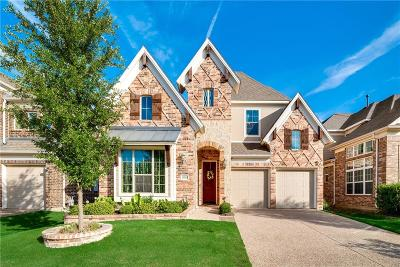 Fort Worth Single Family Home For Sale: 15580 Yarberry Drive