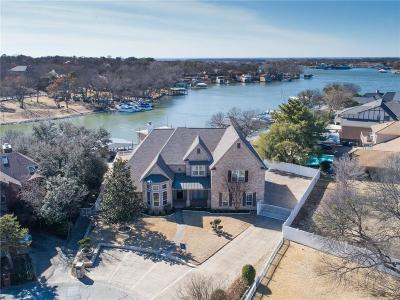 Dallas County, Denton County, Collin County, Cooke County, Grayson County, Jack County, Johnson County, Palo Pinto County, Parker County, Tarrant County, Wise County Single Family Home For Sale: 9253 Cape Royale Court