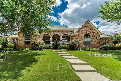 Mckinney Single Family Home Active Contingent: 4005 Hook Bill Drive