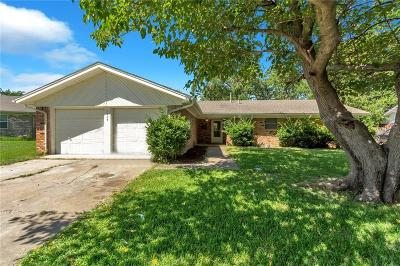 North Richland Hills Single Family Home For Sale: 7905 Birchwood Drive