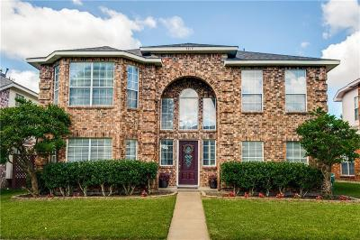 Plano Single Family Home For Sale: 7817 Gibsland Drive