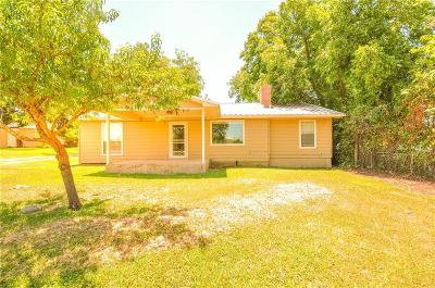 Single Family Home For Sale: 521 County Road 4873