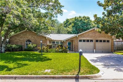 Fort Worth Single Family Home For Sale: 5904 Rayburn Drive