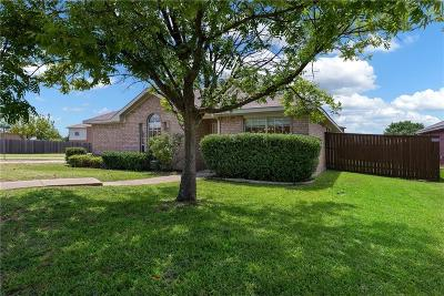 Wylie Single Family Home For Sale: 2901 Lakefield Drive