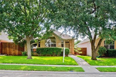 Plano Single Family Home For Sale: 6916 Barbican Drive