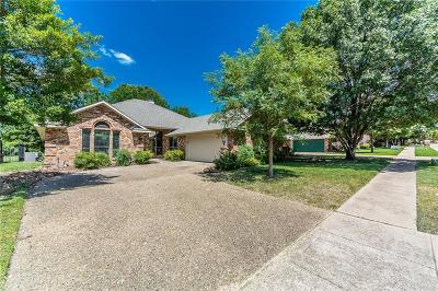 Dallas County Single Family Home Active Contingent: 6010 Firecrest Drive