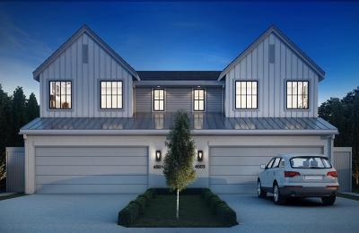 Single Family Home For Sale: 4503 Hopkins Avenue