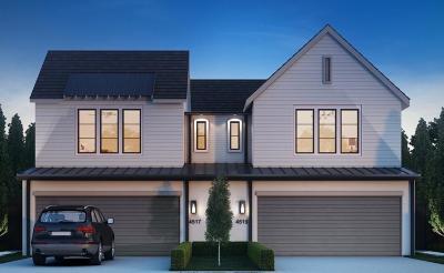 Dallas Single Family Home For Sale: 4519 Hopkins Avenue