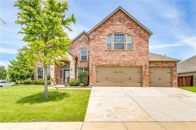 Fort Worth Single Family Home For Sale: 11936 Cisco Court