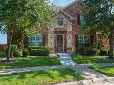 Frisco Single Family Home For Sale: 3454 Washington Drive