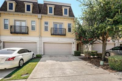 Plano Townhouse For Sale: 6537 Rutherford Road