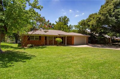 Fort Worth Single Family Home For Sale: 5233 Cockrell Avenue