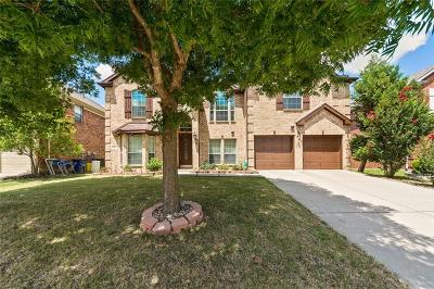 Frisco Single Family Home For Sale: 12457 Salt Grass Lane