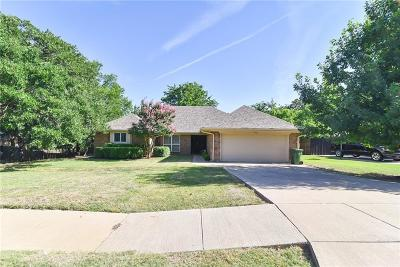 Arlington Single Family Home For Sale: 5801 Waterview Drive