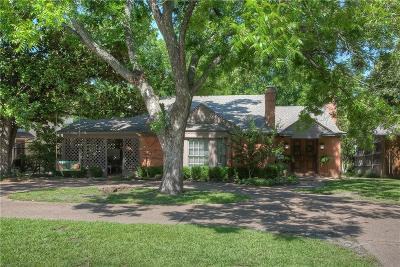 Tarrant County Single Family Home For Sale: 2512 Stadium Drive