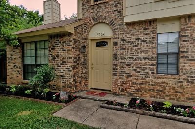 Fort Worth Single Family Home For Sale: 6764 Dandelion Drive