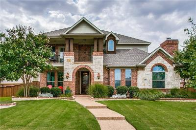 Keller Single Family Home For Sale: 2005 Lewis Crossing Court