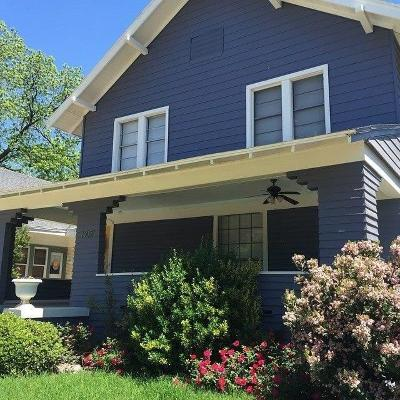 Fort Worth Single Family Home For Sale: 1407 S Adams Street