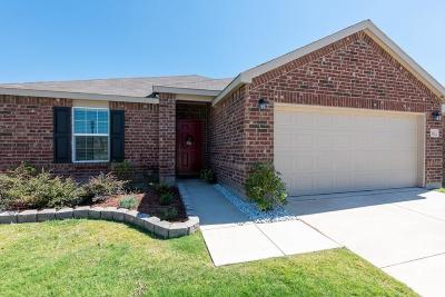 Little Elm Single Family Home For Sale: 3132 Montserrat Creek Drive