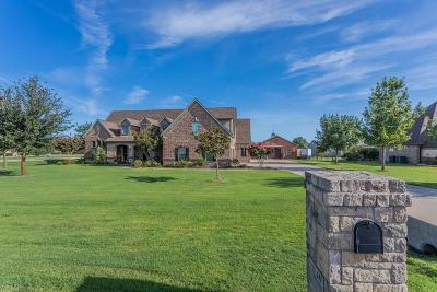 Haslet Single Family Home For Sale: 201 Lonesome Star Trail
