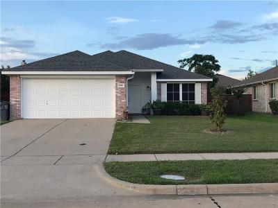 Wylie Single Family Home For Sale: 506 Robinwood Drive