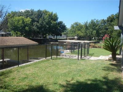 Granbury Single Family Home For Sale: 4303 N Port Ridglea Court