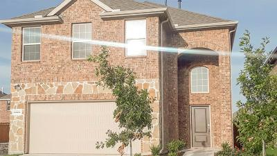 Forney Single Family Home For Sale: 5524 Yarborough Drive