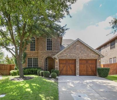 Fort Worth Single Family Home Active Option Contract: 9321 Niles Court