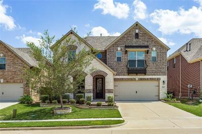 McKinney Single Family Home For Sale: 8817 Denstone Drive