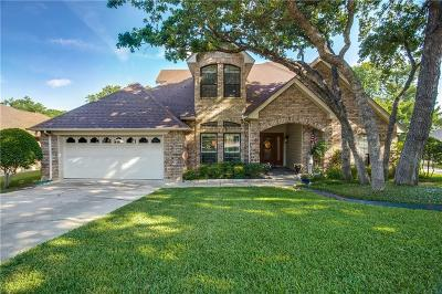 Arlington Single Family Home Active Option Contract: 3005 Clear Lake Court