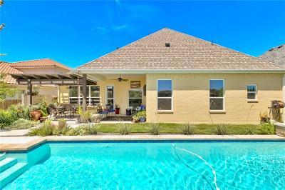 Aledo Single Family Home For Sale: 110 Grey Stone Street