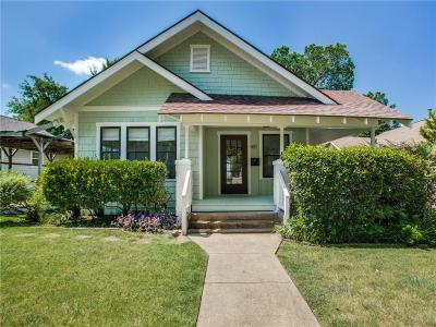 Arlington Heights Single Family Home For Sale: 4817 Pershing Avenue