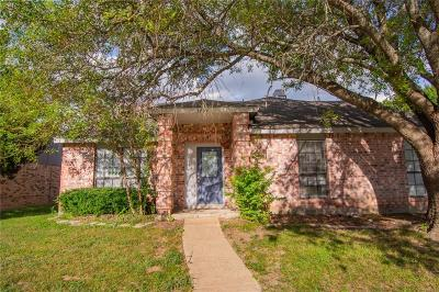 McKinney Single Family Home For Sale: 3707 Seville Lane