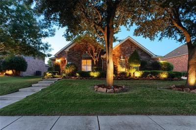 Prosper Single Family Home Active Option Contract: 1301 Amistad Drive