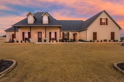 Weatherford Single Family Home For Sale: 127 Trace Drive