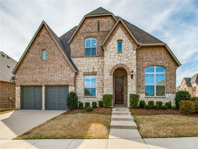 Carrollton Single Family Home For Sale: 2244 Hidalgo Drive