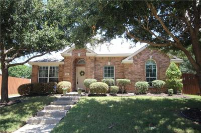 Allen Single Family Home For Sale: 1515 Cedar Brook Court